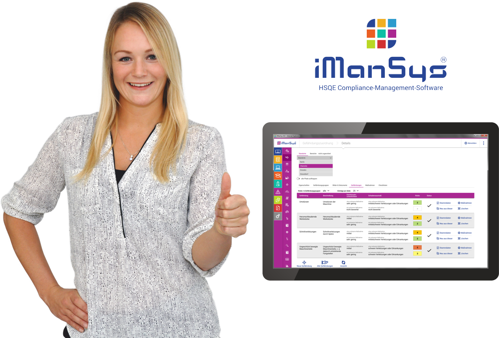iManSys Software Support