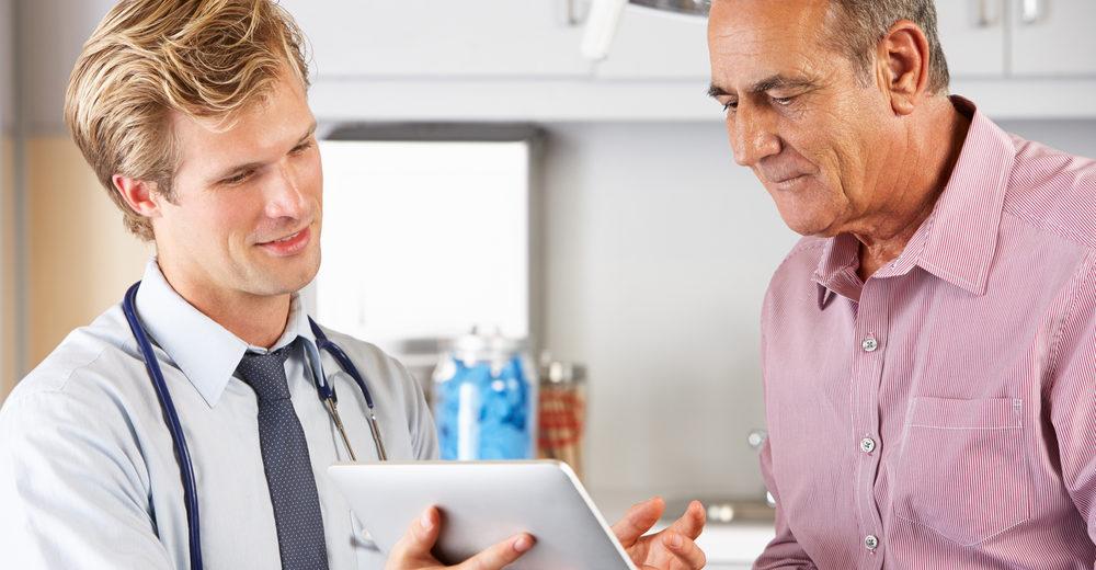 Was ist eine arbeitsmedizinische Vorsorgeuntersuchung?