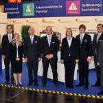 Messerückblick A+A 2013: Besucherrekord am Stand von domeba