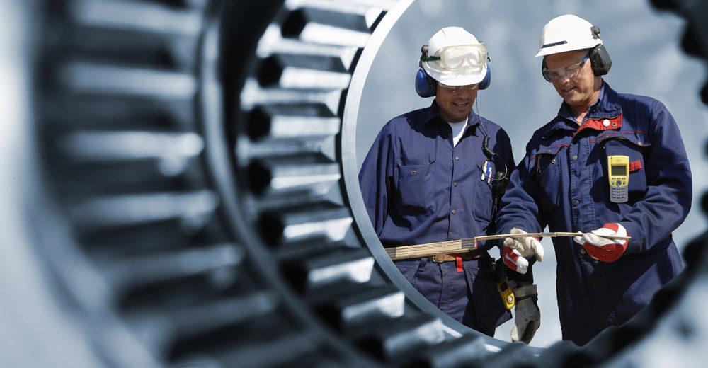 Maschinenbau Metallbau Ingenieur
