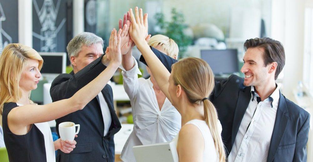 Success Erfolg Teamwork Auszeichnungen