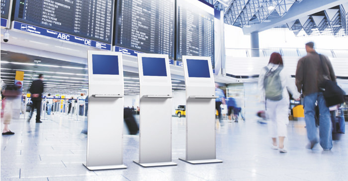 Terminals mit unserer iManSys-Software