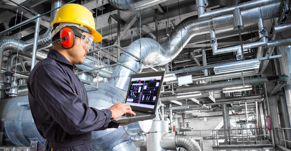 Arbeitsschutz-Software am Arbeitsplatz