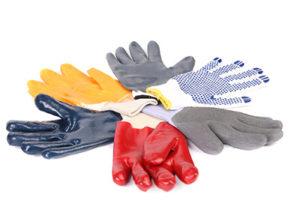 Schutzhandschuhe PSA Schutzausrüstung