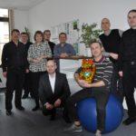 Firmenfeier Firmenjubiläum 20 Jahre domeba Chemnitz