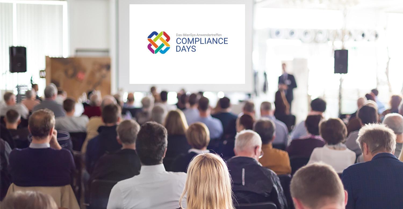 Pressemitteilung Presseinformation Ankündigung Compliance Days 2019