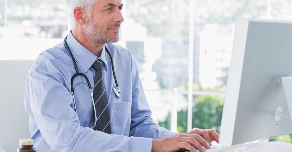 Gesundheitsmanagement-Software Arzt