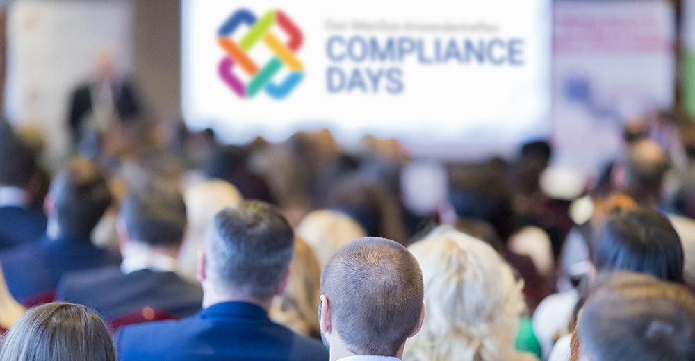 Compliance Days 2020 in Dresden