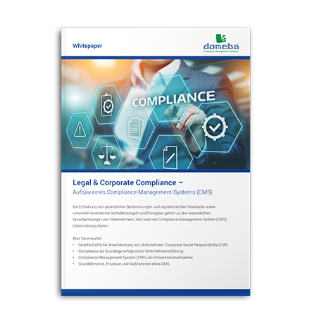 Whitepaper Legal & Corporate Compliance