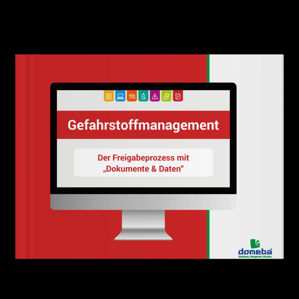 E-Book Gefahrstoffmanagement: Der Freigabeprozess mit Dokumente & Daten