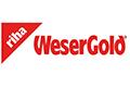 Logo riha WeserGold Getränke GmbH & Co. KG