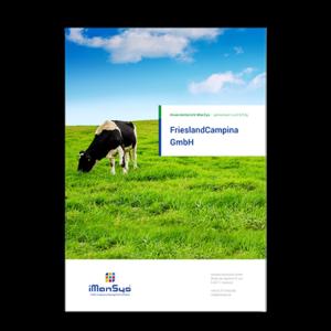 Anwenderbericht FrieslandCampina GmbH
