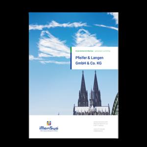 Anwenderbericht Pfeifer & Langen GmbH & Co. KG