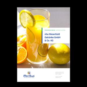 Anwenderbericht riha WeserGold Getränke GmbH & Co. KG