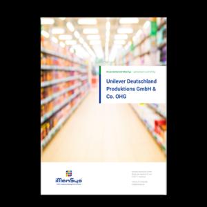 Anwenderbericht Unilever Deutschland Produktions GmbH & Co. OHG