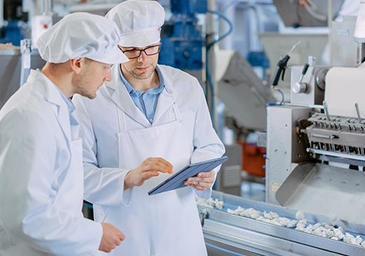 IFS Food Zertifizierung zur Auditierung von Lebensmitteln