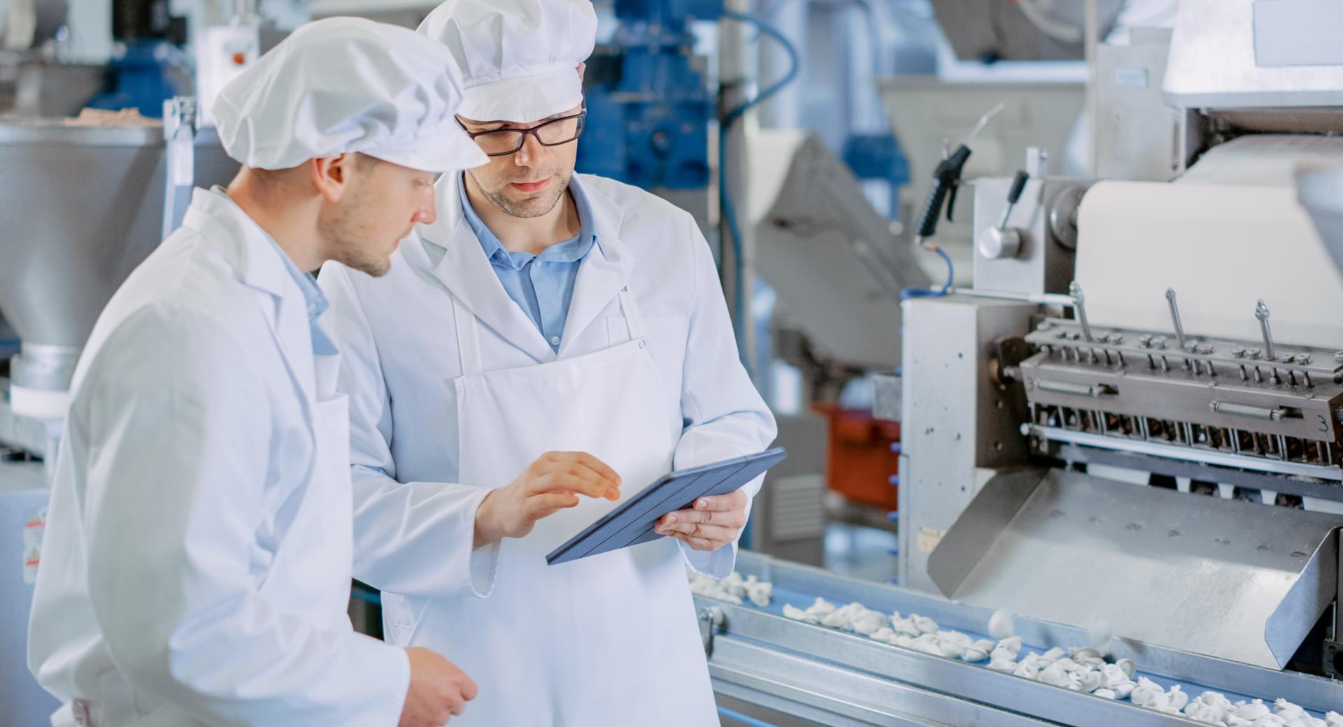 Webinar Arbeitsschutz in der Lebensmittelbranche