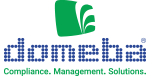 Logo domeba distribution GmbH