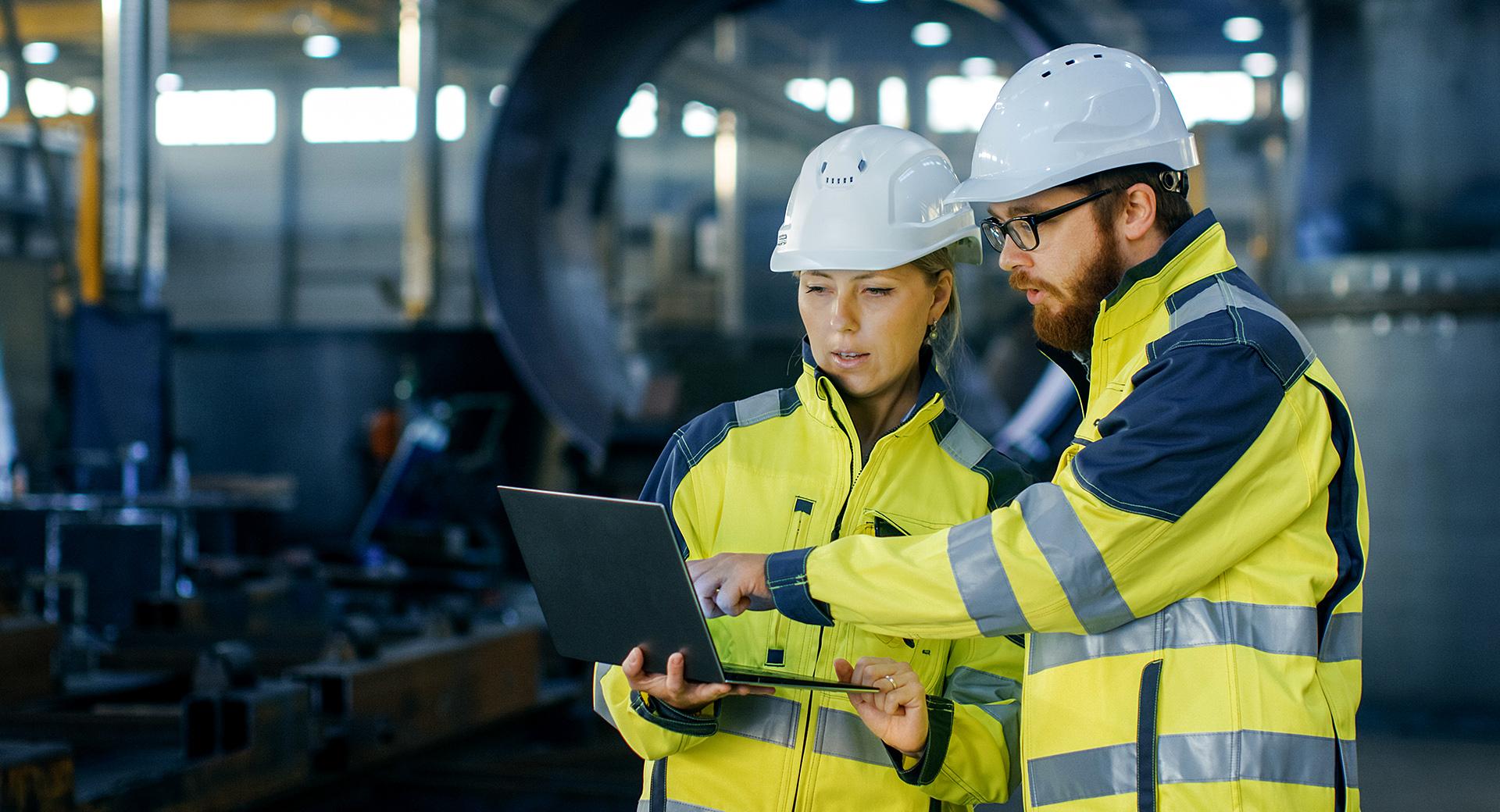 Compliance Days 2021 digital – Compliance Experience: Digitaler Arbeitsschutz bei der NKM Noell Special Cranes GmbH