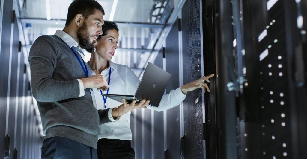 Stellenausschreibung IT-Admin