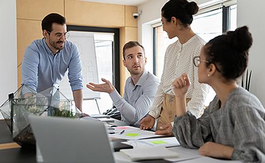 Ein Kompetenzmodell dient der Personalentwicklung