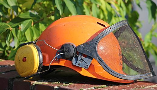 Bestandteile einer Schutzausrüstung laut PSA-Verordnung
