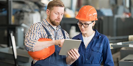 Arbeitsplatzbezogene Unterweisungsthemen für Arbeitsschutz bei spezifischen Tätigkeiten
