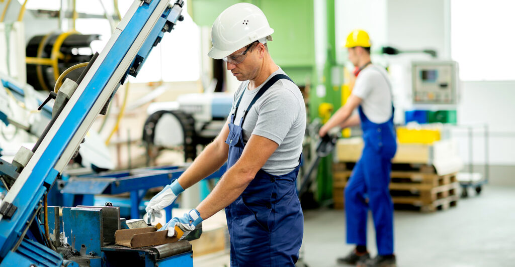 Die Betriebssicherheitsverordnung regelt den Umgang mit Arbeitsmitteln
