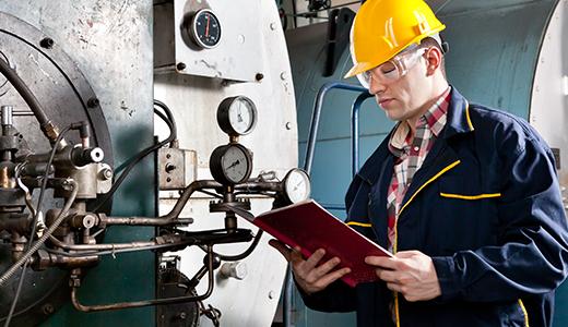 Prüfung von Arbeitsmitteln gemäß Betriebssicherheitsverordnung