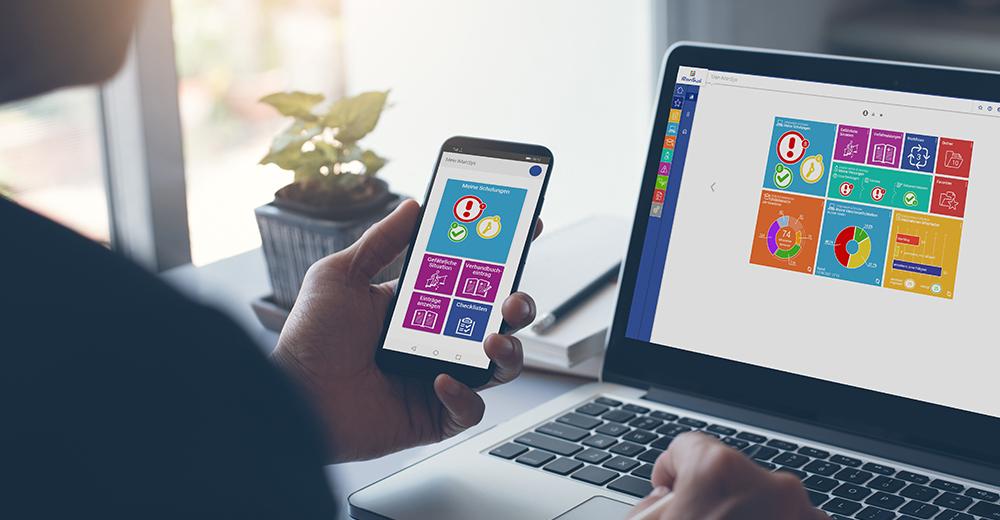 iManSys Desktop und App