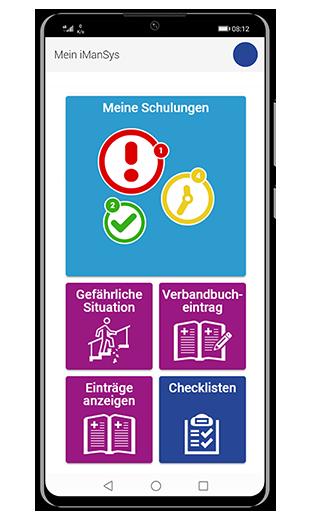 iManSys App (klein)