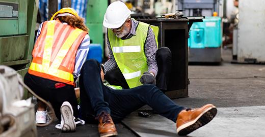 nachträglich einen Arbeitsunfall melden