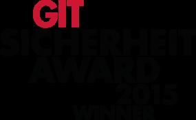 GIT Sicherheit Award 2015
